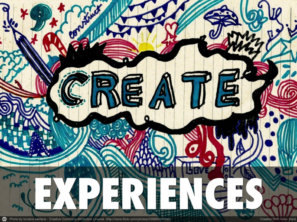 creating shared experiences