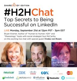 H2HChat with Viveka von Rosen