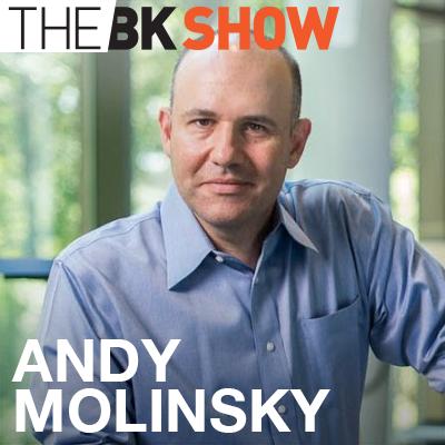 Bryan Kramer Show with Andy Molinsky