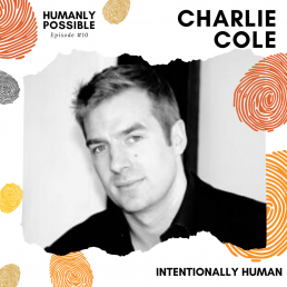 Humanly Possible Cover Art - episode 10 - Charlie Cole